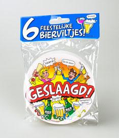 Bierviltjes 6 stuks € 4,95