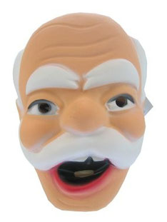 Masker lachende Abraham € 3,95
