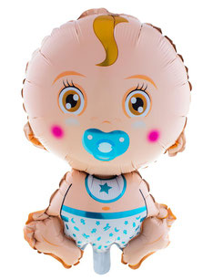Folieballon Baby Boy € 4,50 69 cm