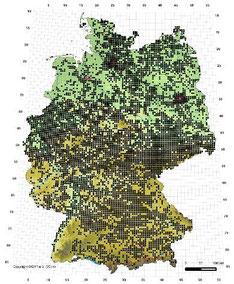 Verbreitungskarte Teichmolch