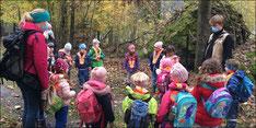 Tierpark Goldau -Igelführung Kiga