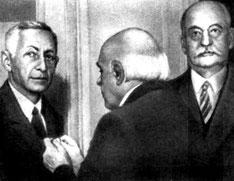 Вручение И.А.Бунину Нобелевской премии. Стокгольм, декабрь  1933 г.