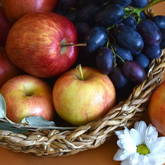 Obst mit Schale essen! - SOULGARDEN Tipp des Monats August