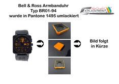 Restauration Bell & Ross Uhr