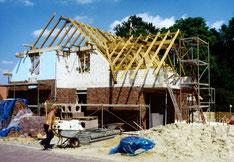 Anbau, Ausbau, Dachgeschossausbau