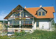 Hausbau, Neubau