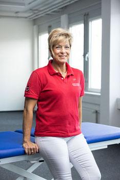 Christiane Pauling ist Fachlehrerin und Vertrauenslehrerin sowie Physiotherapeutin Physiotherapie Ausbildung und Studium