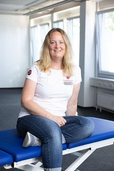 Jasmin Böttinger, Ressortleiterin Prozessoptimierung und Personalwesen an der Do Physio
