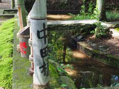 近津神社の一日