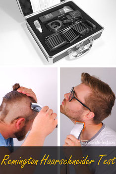 bester remington haarschneider