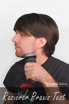 männer rasierer test