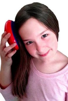 Tangle Teezer Kinder, Entwirrbürste für Kinder, Haarbürste für Kinder