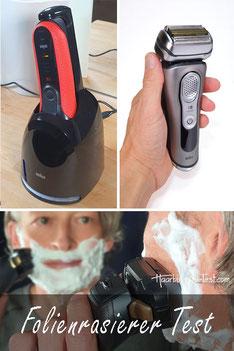 Guter Rasierer für Anfänger