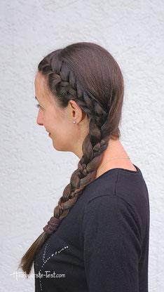 Haare selber flechten