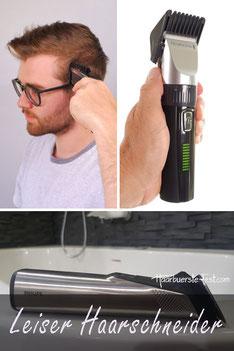 leiser haarschneider