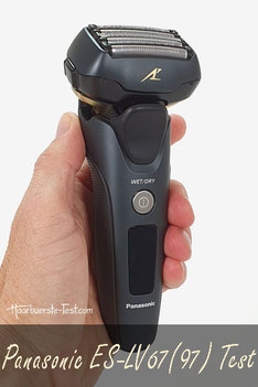 Top Rasierer von Panasonic