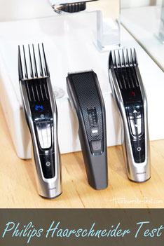 panasonic haarschneidemaschine test