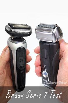 Braun Haarschneider