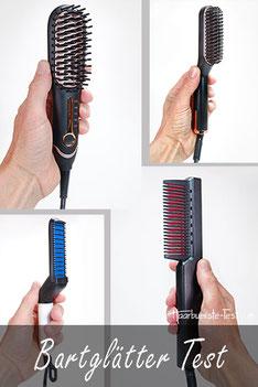 Weitere Glättungsbürsten findest du in unserem Bartglätter Test