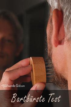 Bartbürsten im Praxis Test