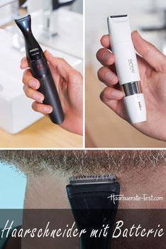 batterie haarschneider