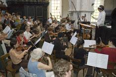 Juli 2008 - Messe in Lilienfeld