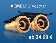 ACME-Adapter kurz und lang