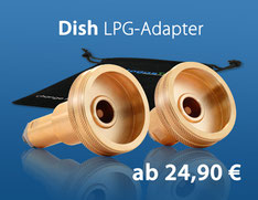 Dish-Adapter kurz und lang