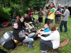 Grimpe et Barbecue à Marignac -29/06/2013