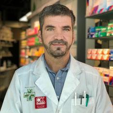 Dr Alexandre Lo Russo, Pharmacien FPH