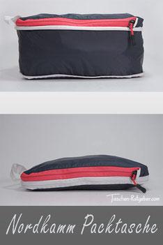 Nordkamm Packtaschen mit Kompression im Praxis Test