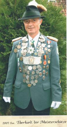 2007 - Eberhard Sax