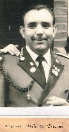 1972 - Willi Gregori