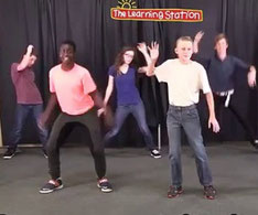 canciones baile en ingles niños el invertirenfamilia.com