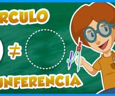 circulo y circunferencia niños invertirenfamilia.com