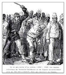 violence bagne nouvelle caledonie