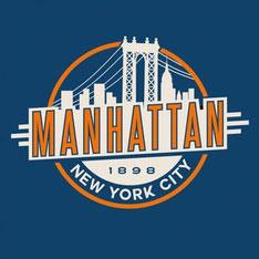 Logo ville Manhattan