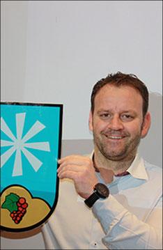 Herr Markus Kolaric von der Liste Heinz ist Gemeinderat in der Gemeinde Kitzeck im Sausal.