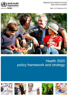 Health 2020 Policy Framework and Strategy.