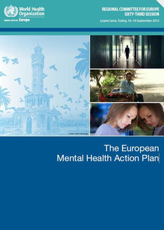 The European Mental Health Action Plan