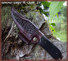 Etuis de couteaux