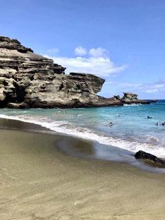 海掃除、グリーンサンビーチ