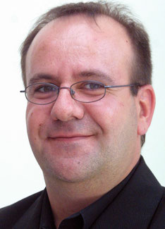 Pfarradministrator Uwe Nimbler (Pfarrer in Großostheim)
