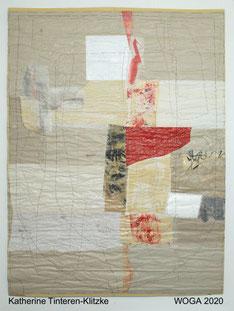 Kunstausstellung, artexhibition, collage, recycledpaper,openstudios, opengallery