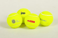 Tennisbälle bedrucken, Tennisbälle mit Logo, Tennisball Logo, Tennisball bedruckt, Tennisball Werbung