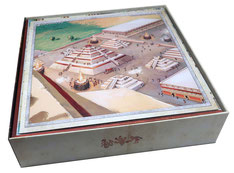 folded space insert organizer teotihuacan foam core
