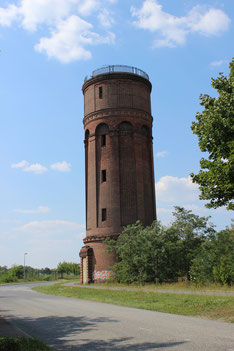 Wasserturm Bülowstraße Jüterbog