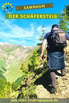 Wanderung Samnauner Höhenweg