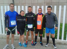 II SANITAS MARCA RUNNING SERIES