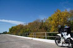 Uruguay - Südamerika - Reise - Motorrad - Honda Transalp - Der Herbst ist angekommen
